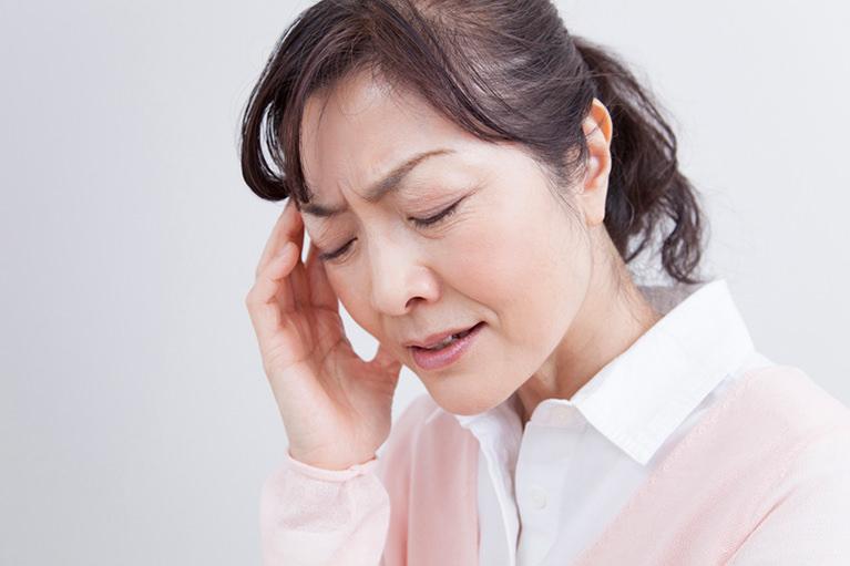 更年期症状・更年期障害