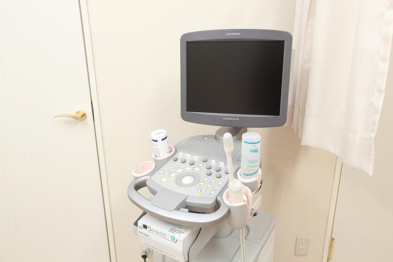 経膣超音波診断装置