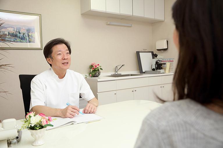 阿久津先生の婦人科治療に対するお考えを聞かせて下さい。